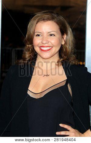 LOS ANGELES - JAN 30:  Justina Machado at the