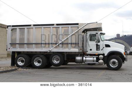 New Dump Truck