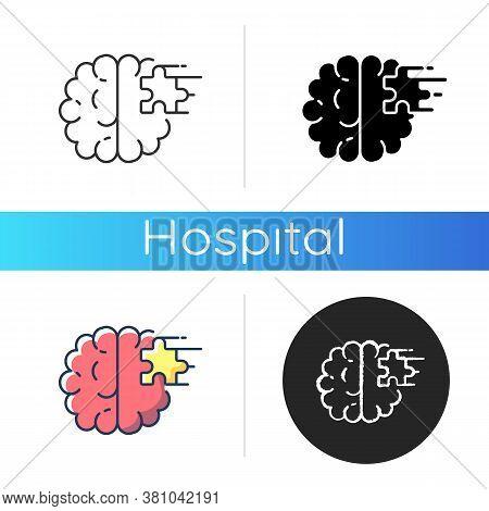 Psychiatric Ward Icon. Mental Health Hospital. Psychiatric Hospital. Asylum. Psychiatrist. Mental Di