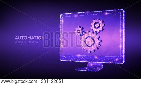Automation Software, Business And Industrial Process Workflow Optimisation, Software Development Tec