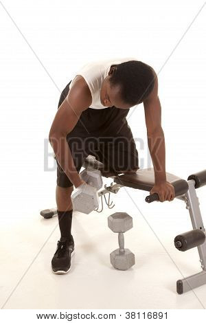 Bench Weights Lifting