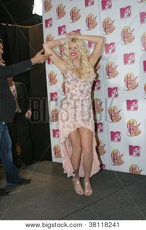 Anna Nicole Smith- Mtv Awards Australia