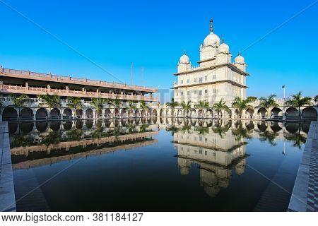 Gurudwara Data Bandi Chhod Qilla Gwalior In The Centre Of Gwalior City In Madhya Pradesh State In In