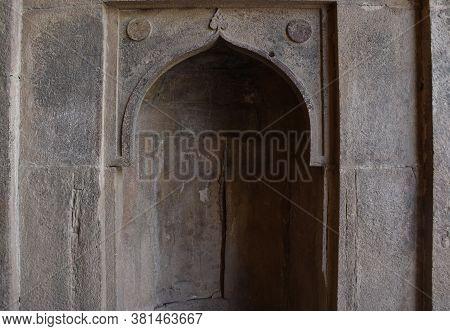 Gwalior, Madhya Pradesh/india : March 15, 2020 - Interior Of 'gwalior Fort'
