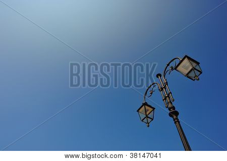 Street Light In The Sky
