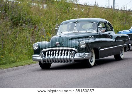 Buick Special From 1950
