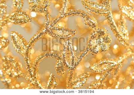 Gold Filigree