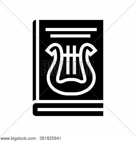 Folklore Genre Glyph Icon Vector. Folklore Genre Sign. Isolated Contour Symbol Black Illustration