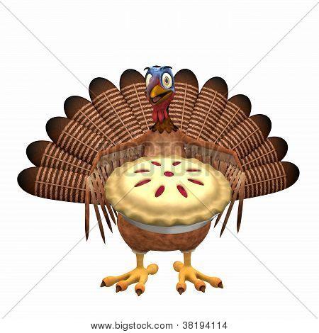 Toon Turkey - Cherry Pie