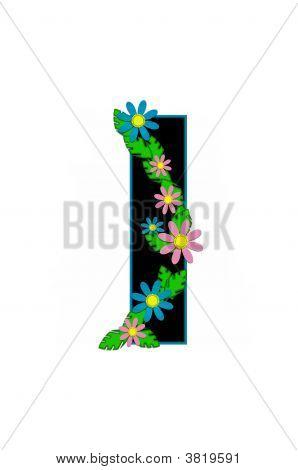 Aloha Alphabet I