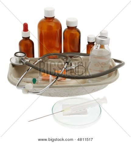 Infusion, Medical Material