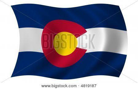 Flag Of Colorado