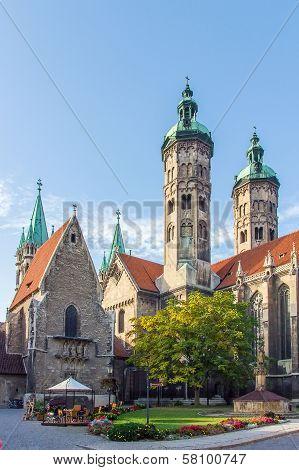 Naumburger Cathedral, Germany