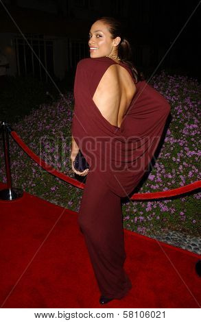 Rosario Dawson at the  Sojourn Shelter Services 30th Anniversary Gala. Loews Santa Monica Beach, Santa Monica, CA. 10-13-07