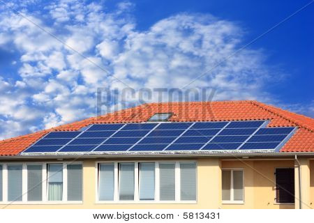 solar panels, photovoltaic energy
