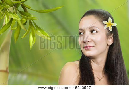 Young Beautiful Woman