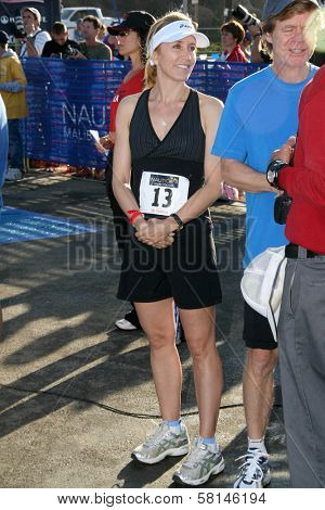 Felicity Huffman at The 21st Nautica Malibu Triathlon Presented By Toyota. Zuma Beach, Malibu, CA. 09-16-07