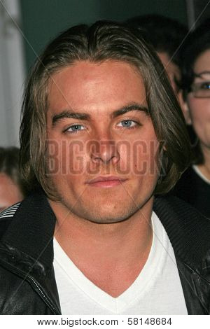 Kevin Zegers at the premiere of