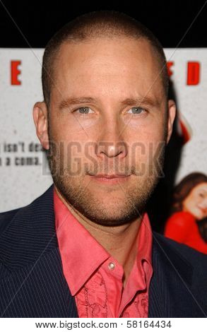 Michael Rosenbaum at the Los Angeles Party for