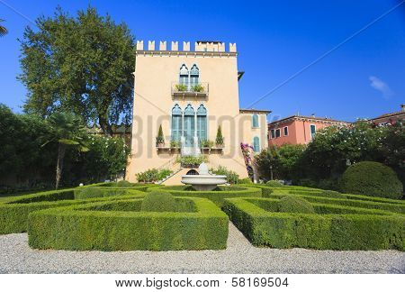 Italian Architecture In Bardolino