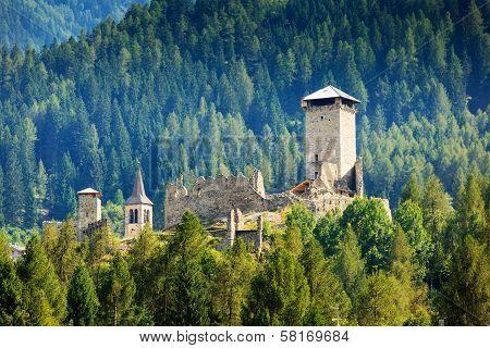 Castle Of Ossana