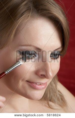 Maquillaje de mañana