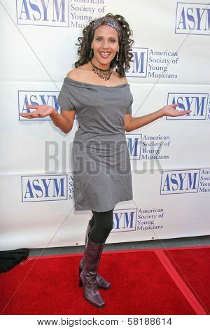 Renee Dawson at the 15th Annual American Society of Young Musicians Spring Benefit Concert and Awards. Scientology Center, Hollywood, CA. 06-07-07