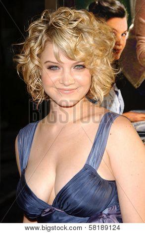 Sarah Jones at the season premiere of