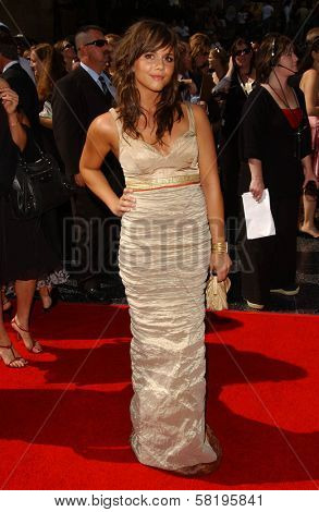 Alexandra Chando at the 34th Annual Daytime Emmy Awards. Kodak Theater, Hollywood, CA. 06-15-07