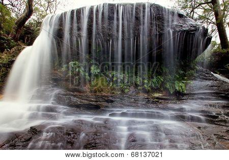 Bridal Falls