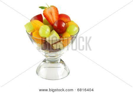 Delicious Fresh Fruit Bowl
