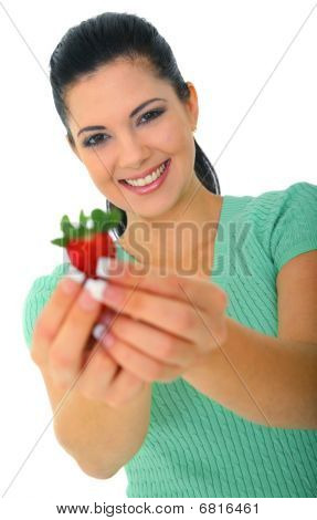 Offering Healthy Fruits