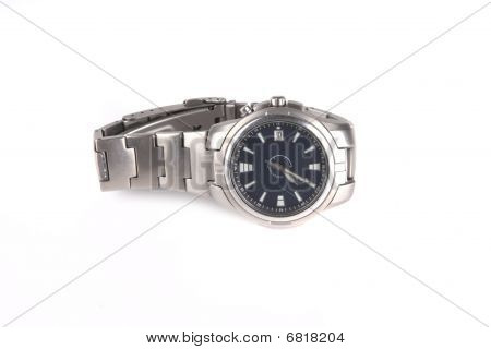 Male Silver Watches