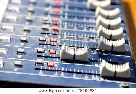 Tweaking Sound Board