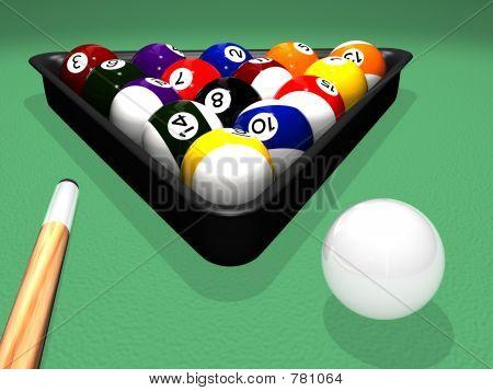 Billiard Set