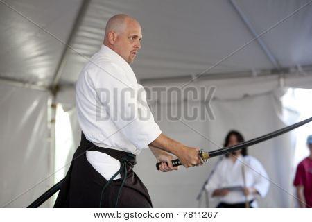 Shinkendo Swordplay
