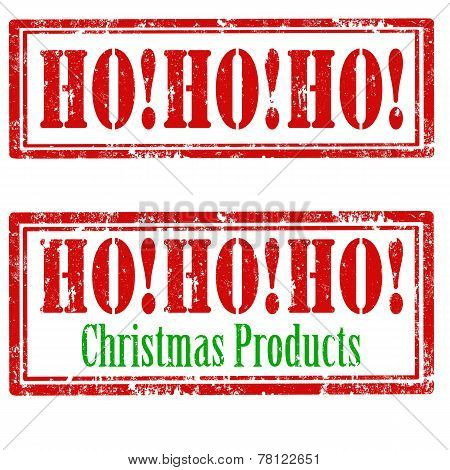 Ho!ho!ho!-stamps