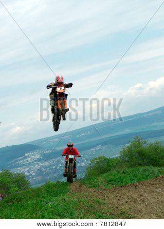Jump In Motocross