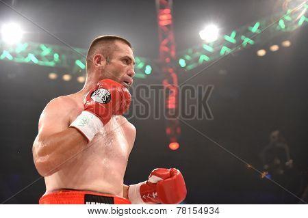 Danie Venter, boxer