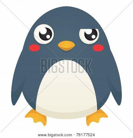 Puzzled Penguin