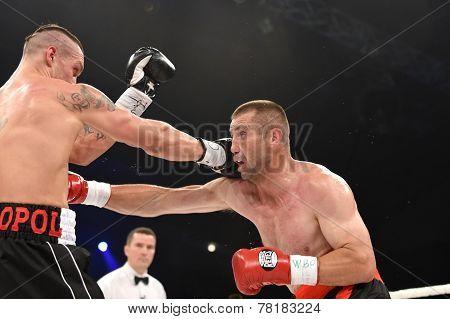 Fight for WBO Inter-Continental cruiserweight champion belt
