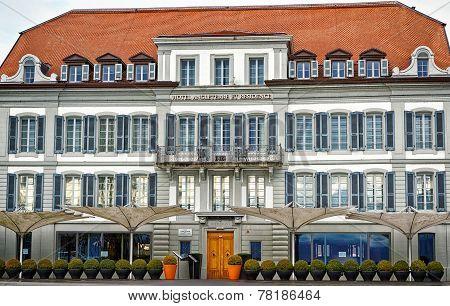 Hotel Angleterre In Lausanne, Switzerland