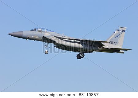 Florida Ang F-15