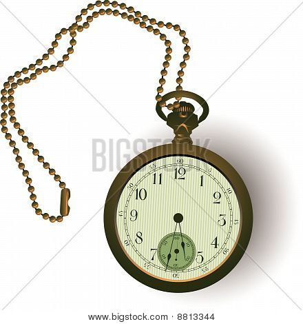 Vector Pocketwatch