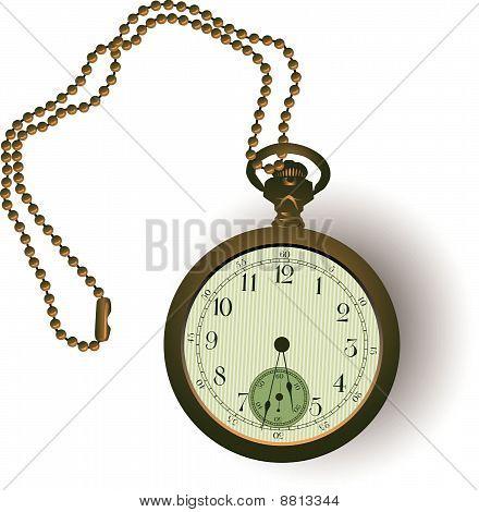 Vector Pocketwatch