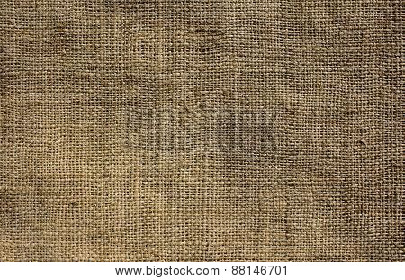 rough natural linen texture for the background poster