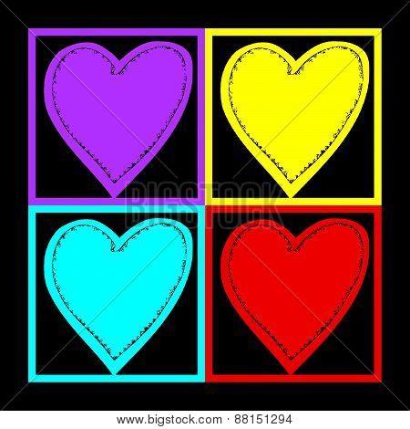 Hearts I