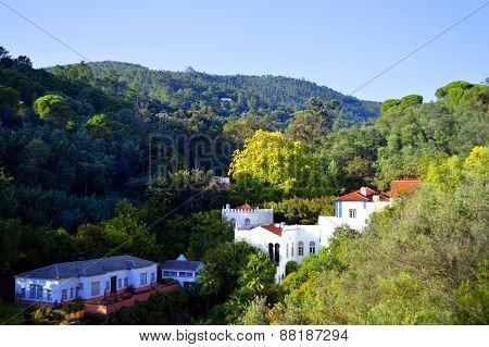 Caldas de Monchique in Portugal