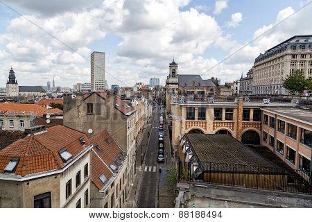 View Of Minimenstraat Street
