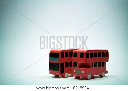 Two English Bus